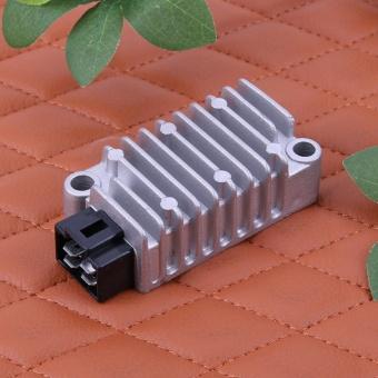 Motorcycle Voltage Regulator Rectifier for Yamaha YZF400 SRZ150 TW250 XT600 (Silver) - intl - 2