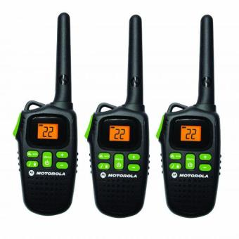 Motorola MD200TPR FRS Two-Way 20 Mile Radio Triple Pack (Black) Price Philippines