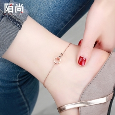 accessories silver anklet toe cool bride foot item chain in rhinestone pcs barefoot anklets color women wedding from new with butterfly jewelry ring on