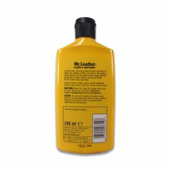 Mr.Leather Cleans, Shines and Protects all Instantly 8 fl.oz - 2