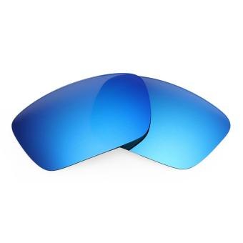 MRY POLARIZED Replacement Lenses for Oakley Fuel Cell Sunglasses Ice BLUE (Intl)