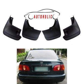 Mud Flap Splash Guard for Toyota Corolla Lovelife 1998-2002