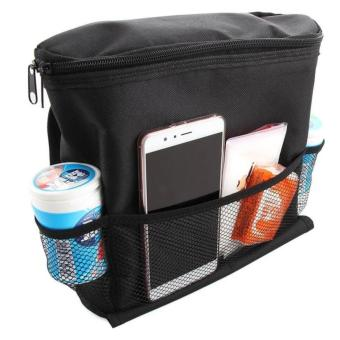 Multifunction Car Insulated Organizer Car Backseat Storage Bag