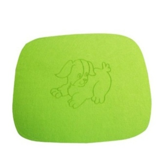 Multifunction Plastic Dog Bed or Pet Bath Tub (Green) - intl - 3