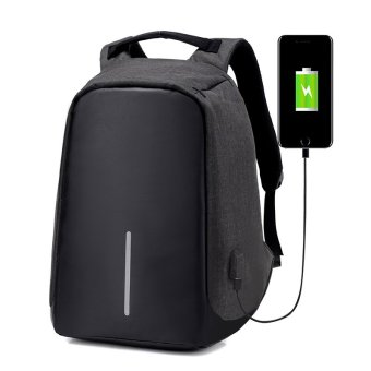 Multifunctional Anti-theft Business 15.6 Inch Laptop Backpack withExternal USB Charging Port School Bags for Teenagers - intl