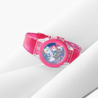 My Little Pony Girls Light Up Digital Watch