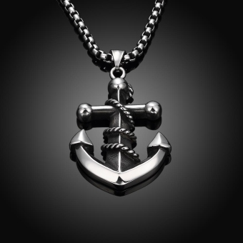 N052 316L Stainless Steel Necklace (Intl) - picture 2