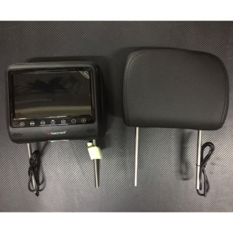 Nakamichi 8inch headrest monitor Pair (2pcs) (Black)