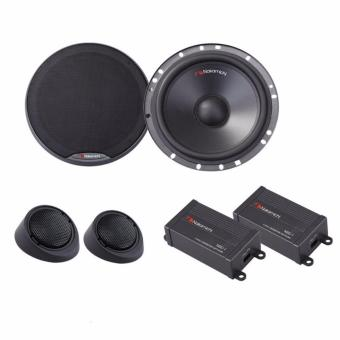 "Nakamichi NSE 6 Speaker 6.5"" 2-Way Car Speaker RMS Power 25 WattsPeak Power 300 Watts (black)"