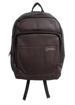 "National Geographic Dean 17"" Backpack (Brown)"