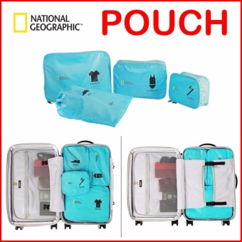National Geographic NG S640P Travel Suit Case Pouch - intl