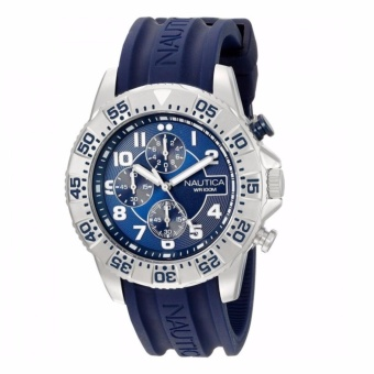 Nautica Chronograph Blue Dial Men's Watch NAI16512G Price Philippines