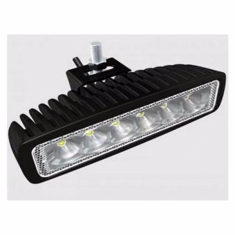 New 18W Flood LED Light Work Bar Lamp Driving Fog Offroad SUV 4WD Car Boat Truck - 3