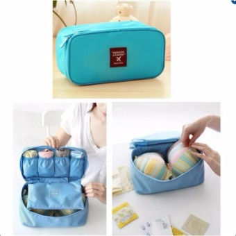 New Bra Underwear Storage bra Bag Travel Multifunction AdmissionPackage Pouch - intl