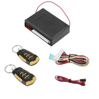 New Car Auto Remote Central Kit Door Locking Vehicle Keyless Entry System - intl