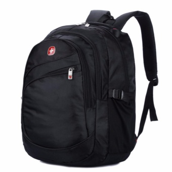 Detail Images New Design15.6inches Laptop Backpack High Quality Swiss Gear School Bag Daypack Travel