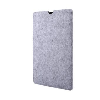 New Fashionable Laptop Sleeve Case Bag + Mouse Pad For Macbook Air Pro Retina(13inch Grey) - intl