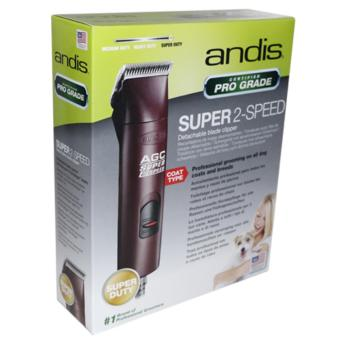 New Heavy Duty Professional Grade Andis Super AGRC two speed clipper / AGC super2