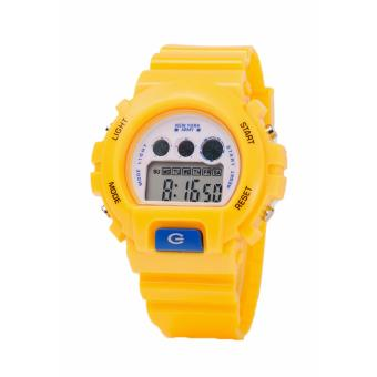 Newyork Army Digital Ladies Watch NYA1346 - Yellow