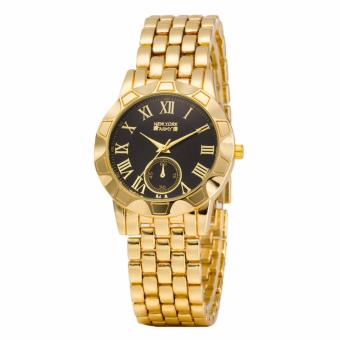 Newyork Army NYA174 Gold Tone Ladies IP High Plated Watch