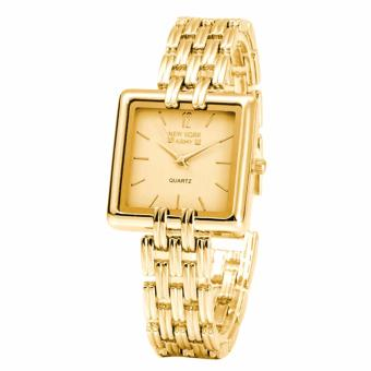 Newyork Army NYA179 IP Plated Gold-tone Ladies Watch