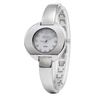 Newyork Army Unique Mother of Pearl Dial Ladies Watch NYA151 - SILVER