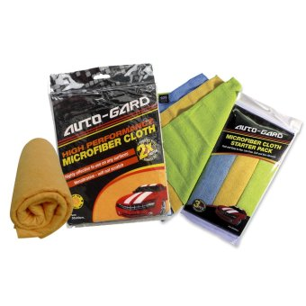 NFSC - Auto-Gard High Performance Cloth with Microfiber Starter Pack