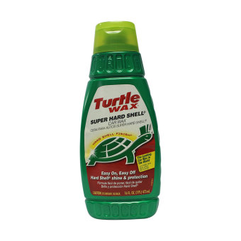 NFSC - TURTLE WAX PERFORMANCE PLUS SUPER HARD SHELL WAX LIQUID 16FL. OZ.