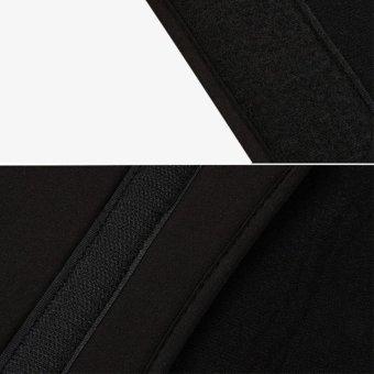 niceEshop 14 Inch Water Repellent Fabric Laptop Sleeve CaseNotebook Bag (Black) - intl - 4