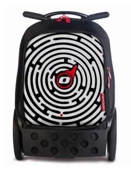 Nikidom Roller RL-9012 Large Soft Case Bag (Labyrinth)