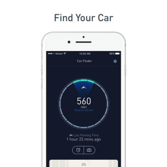 nonda ZUS Smart Car Locator and Charger - 2