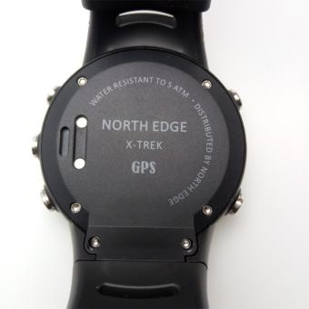 NORTH EDGE GPS Running Sports Digital Watch Men and Women Smart Watch for Swimming Diving Sailing Hiking Waterproof 5atm Distance Calories - intl - 4