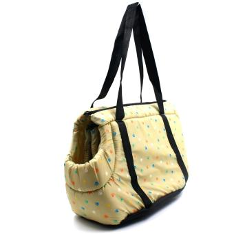 Nunbell Paws Pattern Pet Dog Carrier Bag