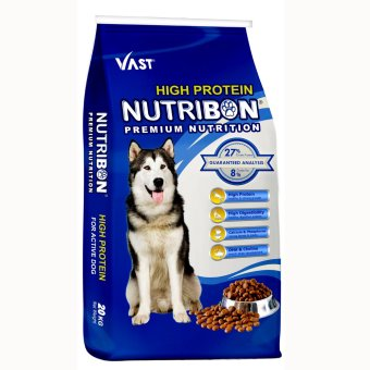 Nutribon Premium Nutrition High Protein for Active Dog 20 kg Price Philippines