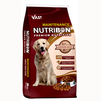Nutribon Premium Nutrition Maintenance Adult Dog Food 20 kg