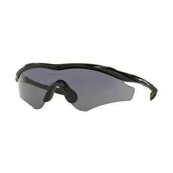 Oakley Sunglasses M2 Frame Xl (A) OO9345 - Sport Performance -Polished Black (934501) Size 45 Grey