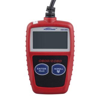 OBD2 OBDII Scanner CAN BUS Car Engine Trouble Data Scanner Car CodeReader - 3