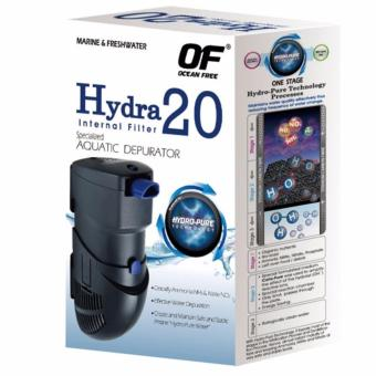 Ocean Free Hydra 20 Internal Filter and Depurator for AquariumTerrarium - 6 Watts Price Philippines