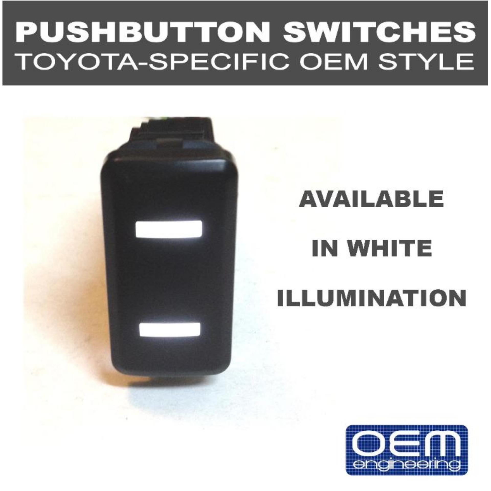 Philippines Oem Engineering Push Button Switches Toyota Big 1s Spst Off On Offswitch