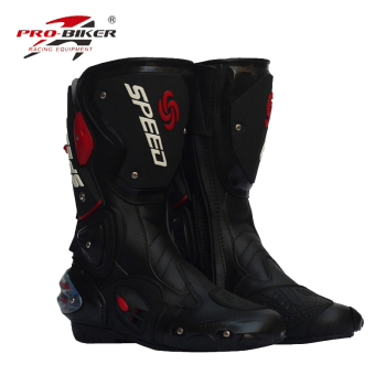 Off-road boots for men and women race car shoes riding shoes