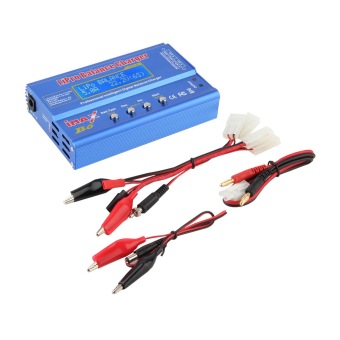 OH NEW Lipo Li-ion Ni-MH LiFe RC AIO Battery Balance Charger w/Power Supply