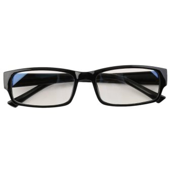 OH PC TV Eye Strain Protection Glasses Vision Radiation Protection Glasses Black