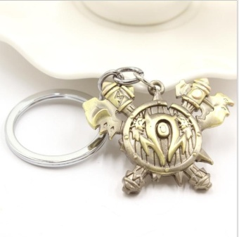 OJ world of warcraft tribal marks the key chain - intl