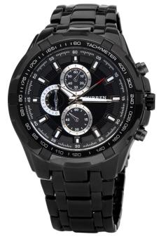 Olen Sports Stap Watch (Black) - picture 2