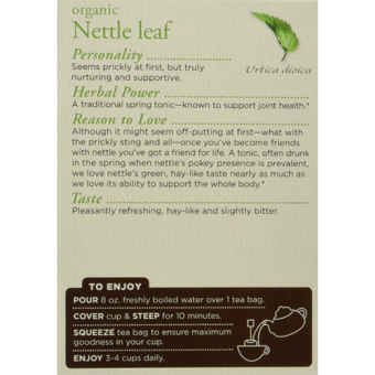 Organic Nettle Leaf Tea 16 Bag(S) - picture 2