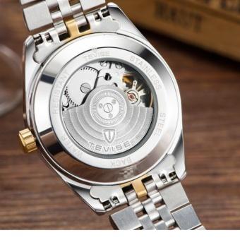 Original TEVISE Mens Watches Automatic Mechanical Men Watch Mens Wristwatches Luxury Men Boys Watches Clock relogio masculino 629-003 - intl - 5