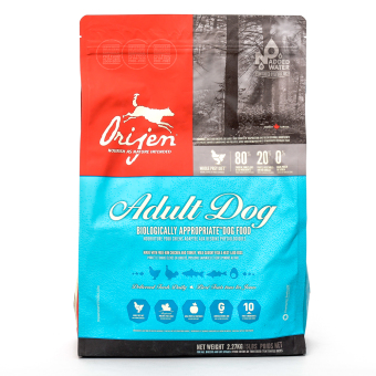 Orijen Adult Dry Dog Food 2.27kg