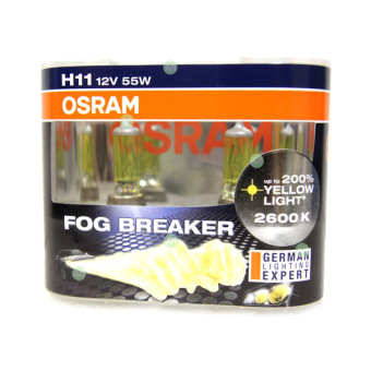 Osram FOG BREAKER H11 headlight / foglight replacement bulb