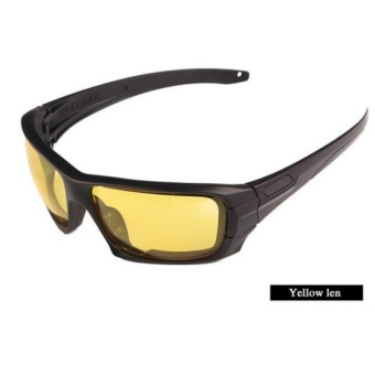 OSRE Tactical Military Glasses Army Goggles Safety Glasses Men Wargame Eyewear Cycling Sunglasses - intl - 3