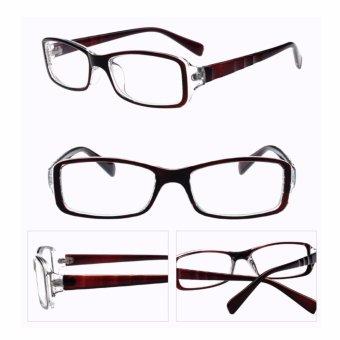 Image Detail Oulaiou Fashion Accessories Anti fatigue Trendy Eyewear Reading Glasses OJ2118 intl .
